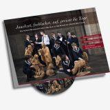 Weihnachtsoratorium:  Weihnachtskarte mit Mini-CD