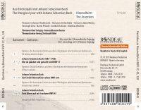 Thomanerchor Leipzig:  Kantaten zu Himmelfahrt 6/10