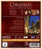 Blu-Ray: Weihnachten mit  Johann Sebastian Bach