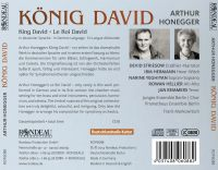 Arthur Honegger: König David
