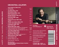 Howard Griffiths:  Orchestral Lollipops