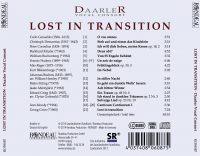 Daarler Vocal Consort:  Lost in Transition