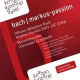 Johann Sebastian Bach:  Markus-Passion