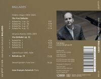 Jean-François Antonioli:  Ballades