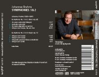 Johannes Brahms Symphonies 1 & 2