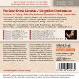 Johann Sebastian Bach: Die großen Chorkantaten
