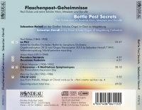 Sebastian Heindl spielt Dukas, Alain, Messiaen und Duruflé