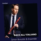 Simon Borutzki & Ensemble Bach all'italiano
