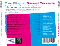 Duke Ellington: Sacred Concerts