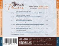 Blockflöte und Cembalo: Baroque Passion