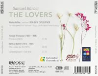 Samuel Barber  The Lovers