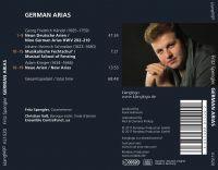 Händel  Deutsche Arien