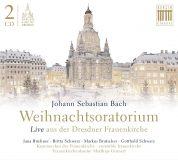 Weihnachtsoratorium  in der Dresdner Frauenkirche