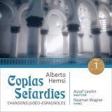 Alberto Hemsi  Coplas Sefardies Vol. 1
