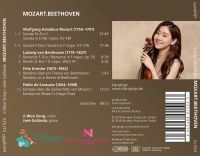 Ji Won Song  Mozart. Beethoven