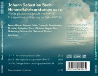 Johann Sebastian Bach  Himmelfahrtsoratorium