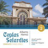 Alberto Hemsi  Coplas Sefardies Vol. 2