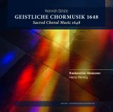 Heinrich Schütz:  Geistliche Chormusik 1648