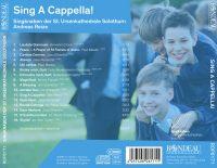 Sing A Cappella -  Singknaben der St. Ursenkathedrale Solothurn