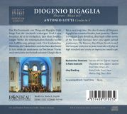 Diogenio Bigaglia:  Miserere - Missa in F