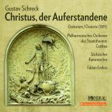 Gustav Schreck  Christus, der Auferstandene