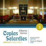 Alberto Hemsi  Coplas Sefardies Vol. 3