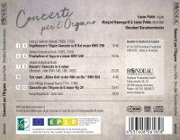 Lucas Pohle <br> Concerti per Organo