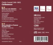Charles Gounod<br>Messe Solennelle