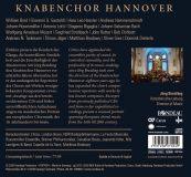 Portrait-CD Knabenchor Hannover II