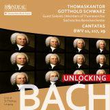 Johann Sebastian Bach, Kantaten: 11, 117, 29