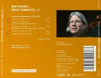Beethoven - Most Complete III