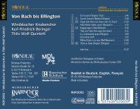 From Bach to Ellington:  Windsbach Boys Choir