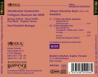 Johann Sebastian Bach:  Kantaten BWV 215, 195