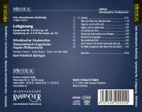 Felix Mendelssohn Bartholdy:  Lobgesang 2. Symphonie