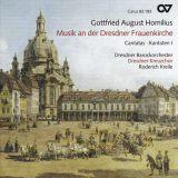Gottfried August Homilius:  Musik an der Frauenkirche