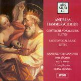Andreas Hammerschmidt:  Geistliche Vokalmusik