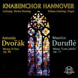 A. Dvorák: Messe in D  M. Duruflé: Missa Cum jubilo
