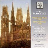 Franz Schubert:  Messe As-Dur, Magnificat