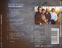 Italian Journey  Quartetto di Cremona