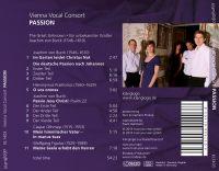 Passion  Vienna Vocal Consort