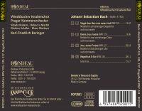 Johann Sebastian Bach:  Magnificat D-Dur BWV 243