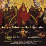 Johann Sebastian Bach:  Kantaten BWV 34, 93, 100