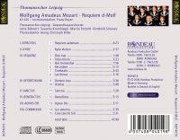 Wolfgang Amadeus Mozart:  Requiem in D minor KV 626
