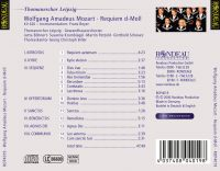 Wolfgang Amadeus Mozart:  Requiem d-Moll KV 626