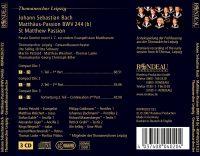 Johann Sebastian Bach:  Matthäus-Passion BWV 244 (b)