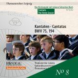 Thomanerchor Leipzig:  Kantaten zu Trinitatis 8/10