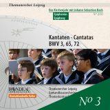 Thomanerchor Leipzig:  Kantaten zu Epiphanias 3/10
