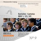 Thomanerchor Leipzig:  Kantaten zu Marienfesten 9/10