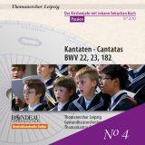 Thomanerchor Leipzig:  Kantaten zu Passion 4/10