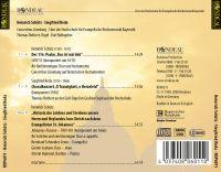 Heinrich Schütz:  Johannes-Passion, Der 116. Psalm